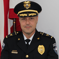 Police Chief Modrusic